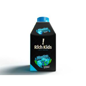 Rich Kids BLUE ICE SOFT DRINK 500 ml