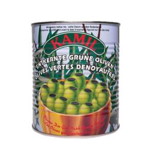 Kamil Yesil Zeytin - Grüne Oliven entkernt 360 g