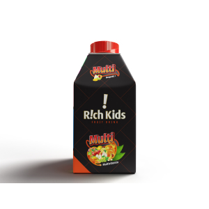 Rich Kids MULTI FRUIT DRINK 500 ml